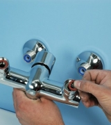installation-robinet